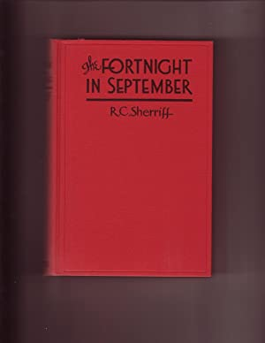 The Fortnight in September: R.C. Sherriff
