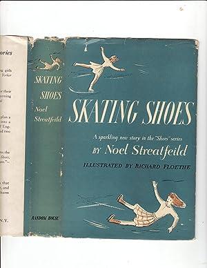 Skating Shoes: Noel Streatfeild