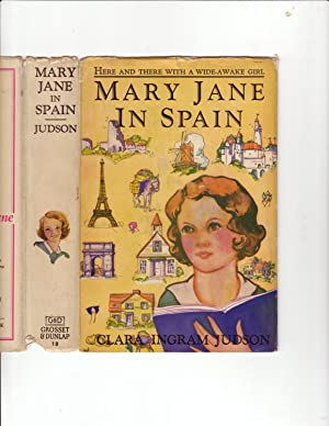 Mary Jane in Spain: Clara Ingram Judson