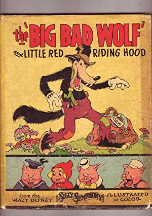 The Big Bad Wolf and Little Red Riding Hood: Disney Studio