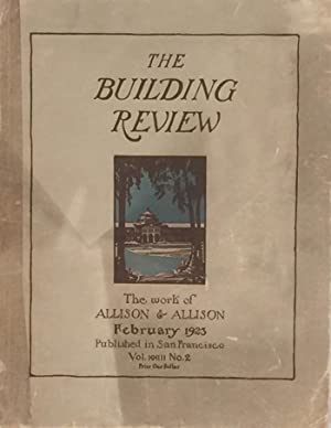 The Building Review: The Work of Allison & Allison: ALLISON & ALLISON