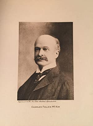 Some Critical Reflections on the Architectural Genius of Charles F. McKim [etc.]: CORTISSOZ, ROYAL,...