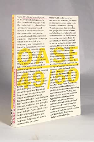 OASE #49-50 Convention: GRAFE, CHRISTOPH (ed.)