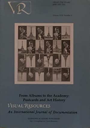 Visual Resources: From Albums to the Academy / Postcards and Art History: MENDELSON, Jordana