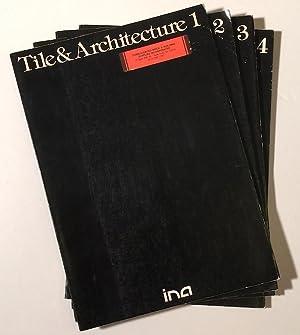 Tile & Architecture Vols. 1-4.: INA