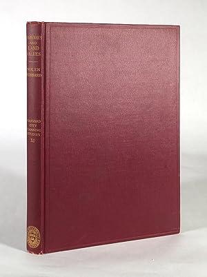 Parkways and Land Values: NOLEN, JOHN & HENRY V. HUBBARD