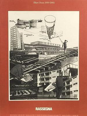 Rassegna 47: Mart Stam 1899-1986: GREGOTTI, VITTORIO