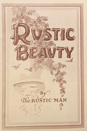 Rustic Beauty: THE RUSTIC MAN