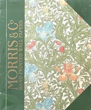 Morris & Co. Hand Printed Wall Papers: SANDERSON / MORRIS
