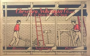 Catalogue: CHESEBRO, WHITMAN CO.