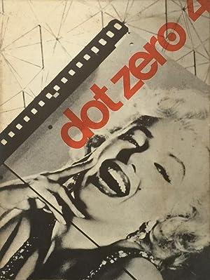 dot zero 4: Summer 1967 World's Fairs: MALONE, ROBERT, MASSIMO VIGNELLI, MILDRED CONSTANTINE