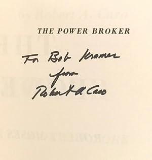 The Power Broker: Robert Moses and the Fall of New York: Caro, Robert A.