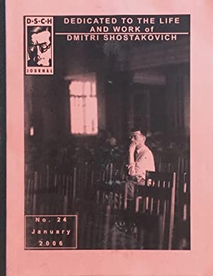 The DSCH Journal: Dedicated to the Life and Work of Dmitri Shostakovich No. 24 January 2006: MERCER...