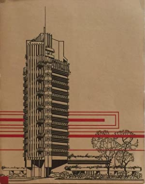 The Price Tower: WRIGHT, FRANK LLOYD