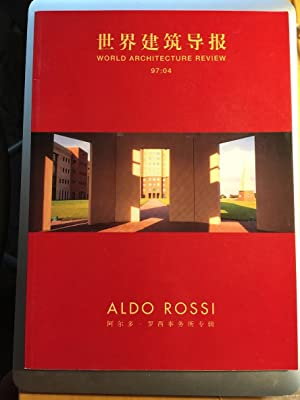 World Architecture Review 97:04: Aldo Rossi: HIGGINS, WILLIAM