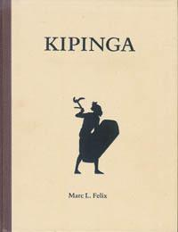 KIPINGA. Throwing-Blades of Central Africa: Felix, M.l.