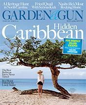Garden \u0026 Gun Magazine, February/March 2015 (