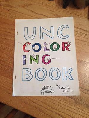 UNC Coloring Book: Allcott, John V.
