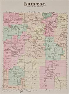 Atlas of Ontario County New York: Nichols, Beach [Ed.]