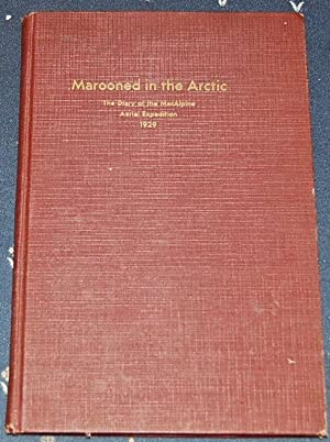 Marooned in the Arctic. Diary of the: Pearce, Richard