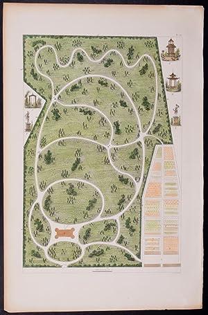 Garden View: Louis-Marie Lecoq