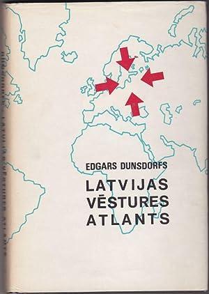 Latvijas Vestures Atlants Skolam Un Pasmacibai: Dunsdorfs, Edgars