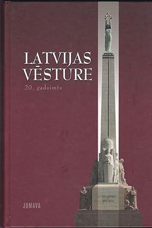 Latvijas Vesture 20. Gadsimts: Bleiere, Daina; Butulis,
