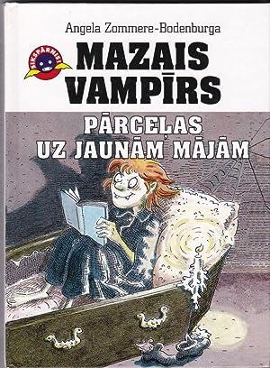 Mazais Vampirs Parcelas Uz Jaunam Majam: Zommere-Bodenburga, Angela (Angela