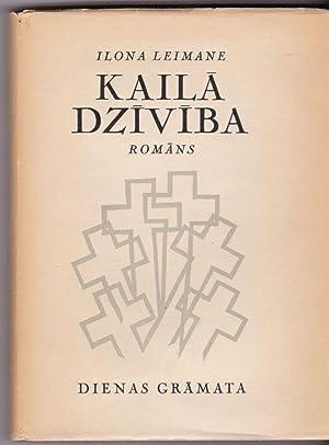 Kaila Dziviba Dienasgramata Romans: Leimane, Ilona