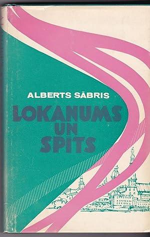 Lokanums Un Spits Nekrievu Liktengaitas Musdienu Maskavija: Sabris, Alberts (Franks