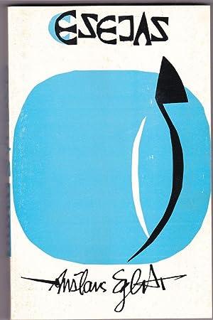 Esejas II Otrais Sejums 1973-1991: Eglitis, Anslavs
