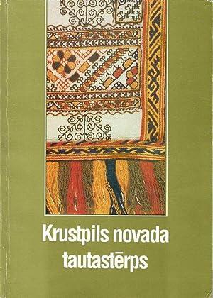 Krustpils Novada Tautasterps: Grasmane, Maruta