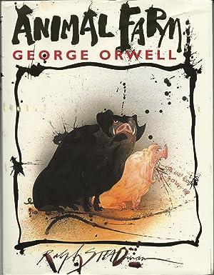 Animal Farm (Illustrated edition): Orwell, George