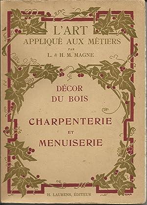 L'Art Applique Aux Metiers : Decor Du: Magne, Henri Marcel