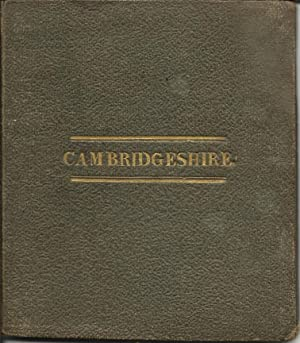 Cambridgeshire Pocket County Maps, Engraved By Sidney Hall