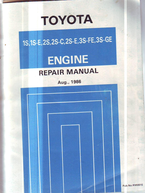 genuine toyota celica camry corona factory workshop service manual rh abebooks com