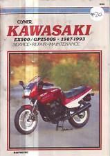 kawasaki kz750 four 1986 factory service repair manual