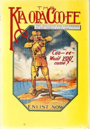 THE KIA-ORA COO-EE (Magazine for the ANZACs