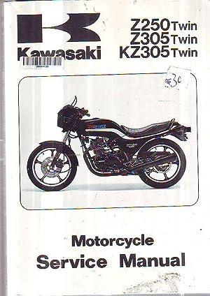1987 1993 kawasaki ex500 gpz500s workshop service repair