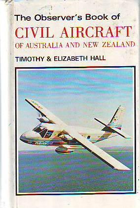 OBSERVERS BOOK OF CIVIL AIRCRAFT OF AUSTRALIA: Timothy & Elizabeth