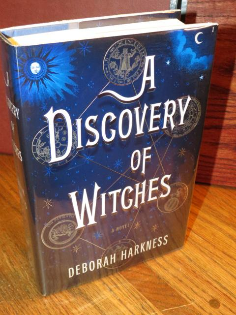 A Novel A Discovery of Witches