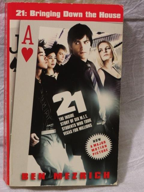 21 Bringing Down The House Signed By Mezrich Ben Pocket Star
