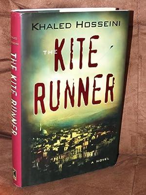 """The Kite Runner """" Signed """": Hosseini, Khaled"""
