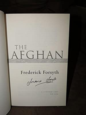 "The Afghan "" Signed "": Forsyth, Frederick"