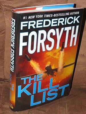 "The Kill List "" Signed "": Forsyth, Frederick"