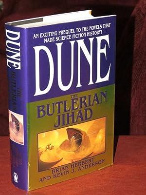 "Dune - The Butlerian Jihad "" Signed "": Anderson, Kevin J. & Herbert, Brian"