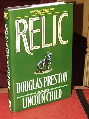 """Relic """" Signed """": Preston, Douglas &"""