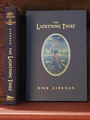 "The Lightning Thief "" Signed "": Riordan, Rick"