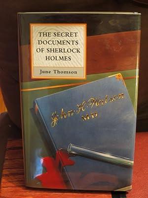 "The Secret Documents of Sherlock Holmes "": Thomson, June"