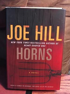 Horns: Hill, Joe